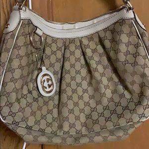 My beauty handbag